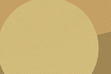 Geometry Circle N.2 van Olis-Art