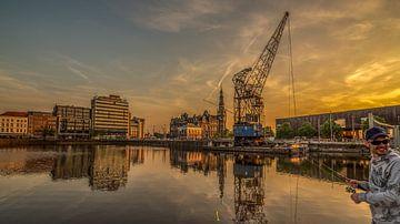 Antwerpen  von Dick van der Wilt