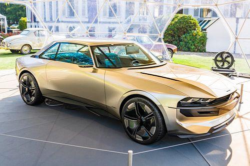 Peugeot e-LEGEND CONCEPT auto