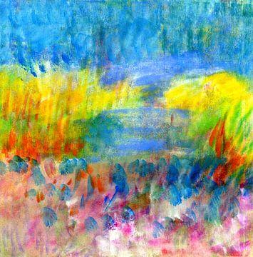 impressionistische stemming van Claudia Gründler