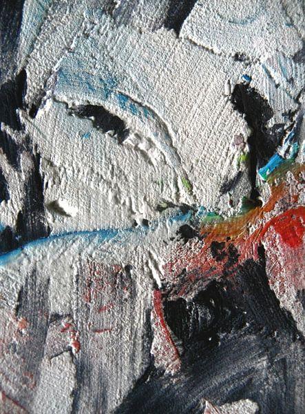 abstractie 1.10.16a van Peter Norden