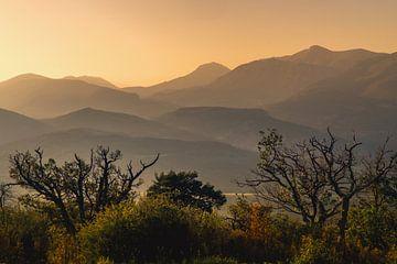 Silhouettes de montagne sur Joris Pannemans - Loris Photography