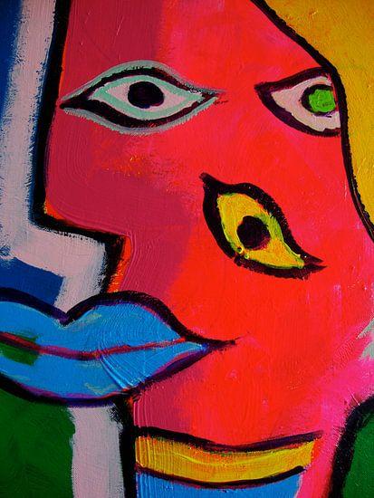 Funny faces, nr. 1 van  Ada Krowinkel