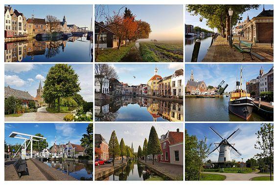 Rondom Schiedam Collage