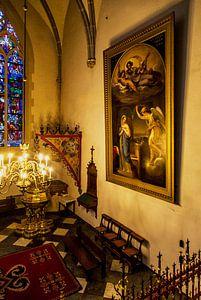 Een plek om te bidden van