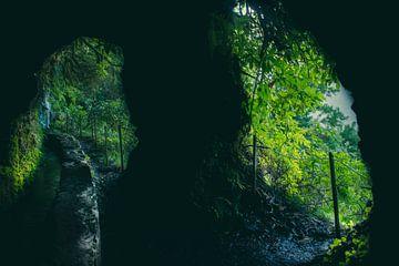 Tunnel bei Levada von jonathan Le Blanc