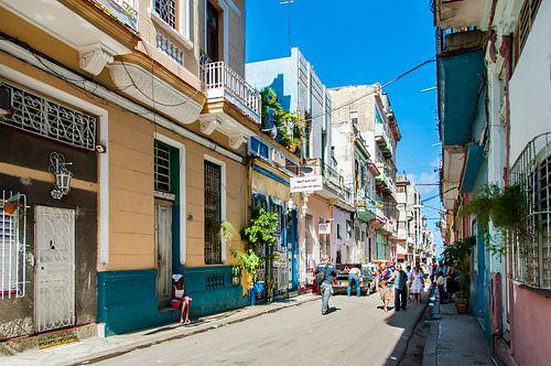 Kleurrijk Havana, colorful 1