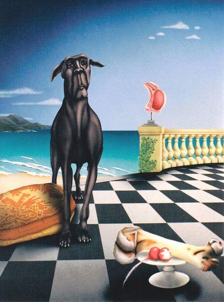 The master and his Dog II van Ine Tresoor