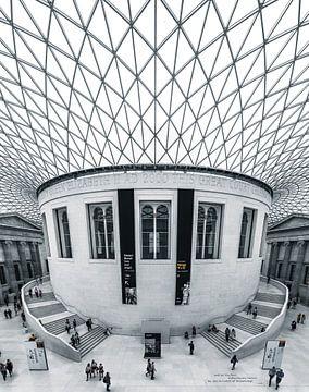 britisches Museum von vedar cvetanovic