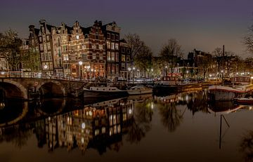 De Papiermolensluis Amsterdam van