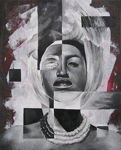 Portret van een vrouw 2