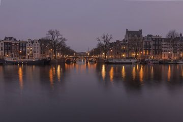 Amsterdam De Amstel von Klaas Doting