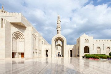 Sultan Qaboes moskee van Antwan Janssen
