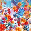 Blumen-Collage von Nicole Habets Miniaturansicht