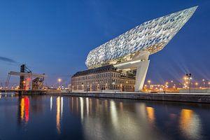 Havenhuis Antwerpen van Paul De Kinder