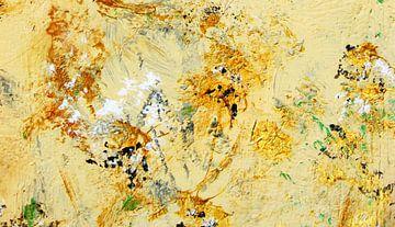 abstract gold van M.A. Ziehr