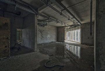 Verlassenes Krankenhaus - Zagreb (Kroatien) von Marcel Kerdijk