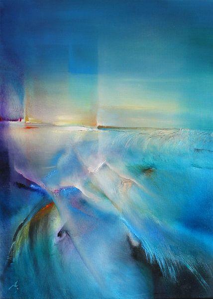 noordelijk licht van Annette Schmucker