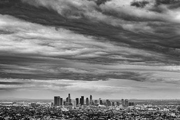 Innenstadt von Los Angeles von Keesnan Dogger Fotografie