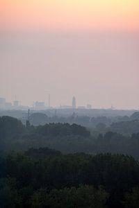 The skyline van Utrecht van