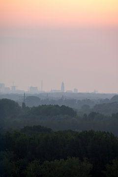 The skyline van Utrecht