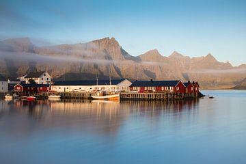 Hamnoy Harbour von Rudy De Maeyer