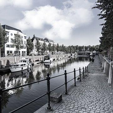 Hafen von Breda von Nancy Bastiaansen