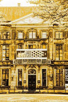 Escher In het Paleis Museum Den Haag Goud van Hendrik-Jan Kornelis