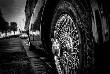 Jaguar MK2 von Björn Massuger
