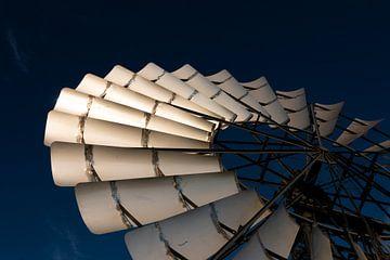 Windmolen van Alex Dallinga