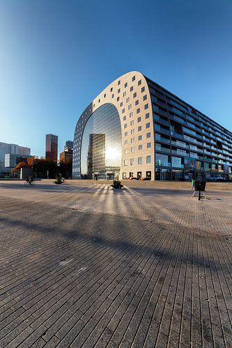 Markthal Rotterdam in volle glorie von Rob van der Teen