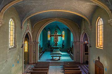 Die Blaue Kapelle von Jan van de Riet