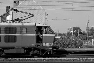 Locomotief | Berchem van Rafael Delaedt