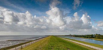 Waddendijk Texel van Ronald Timmer
