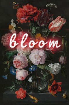 Bloom sur Marja van den Hurk