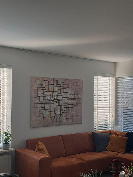 Kundenfoto: Piet Mondriaan No. 11