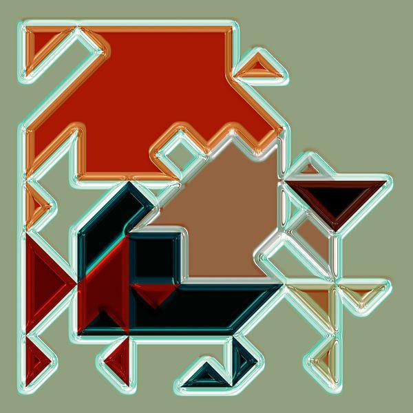 Digital two von Andreas Wemmje