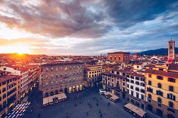 Florenz – Piazza della Signoria von Alexander Voss
