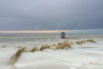 Un magnifique paysage de dunes sur Terschelling sur Sander Grefte