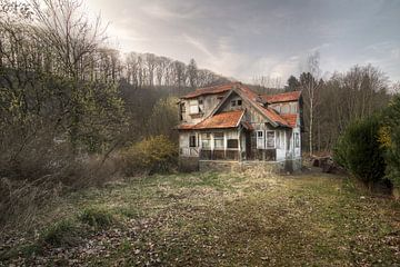 Pipi Langkous huis sur Truus Nijland
