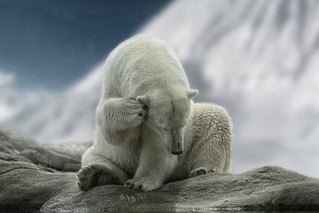 Eisbär I von Lars van de Goor