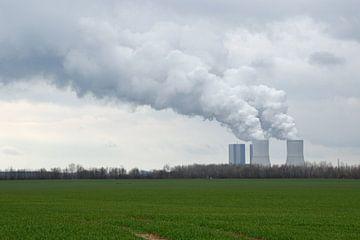 Braunkohlekraftwerk Lippendorf von