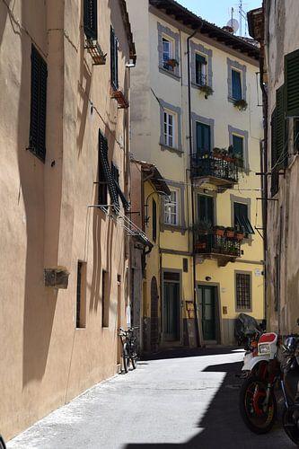 Toscane Italië Lucca Binnenstad