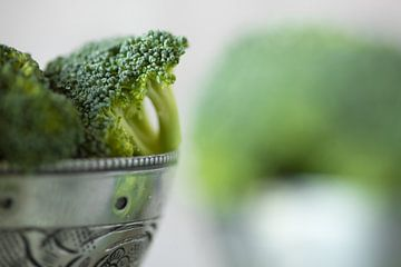 Broccoli von Christa van Gend