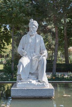 Iran: Abul-Qâsem Ferdowsi Tusi (Mashhad) van Maarten Verhees
