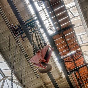Machinekamer Strijp-S, Eindhoven