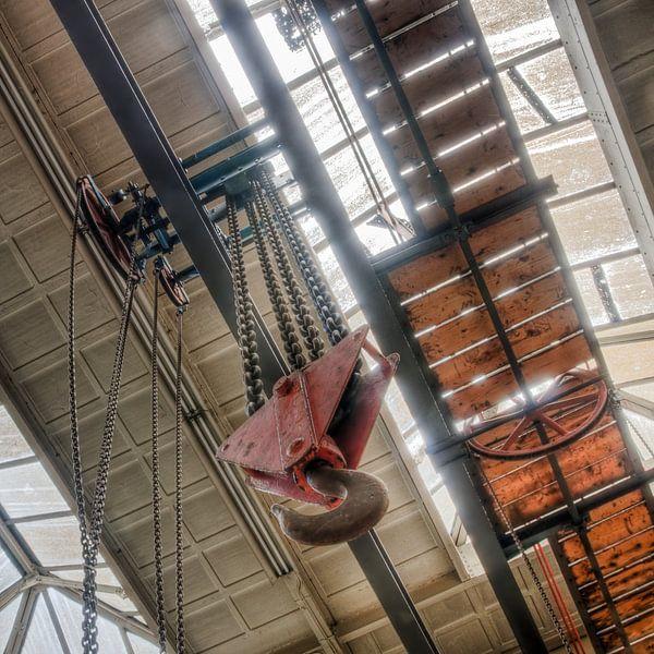 Machinekamer Strijp-S, Eindhoven von Bas Wolfs