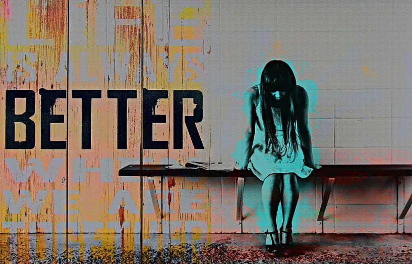 Life is always better when we are together van PictureWork - Digital artist