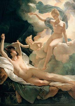 Morpheus en Iris, Pierre-Narcisse Guérin...