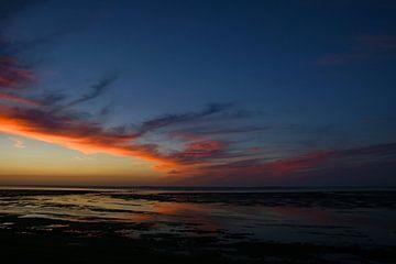 Wattenmeer von Wim Frank